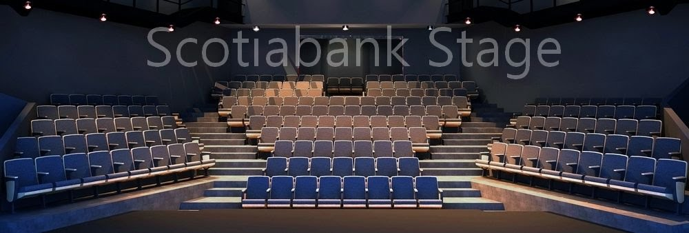 Preview your seat at the Scotiabank Stage
